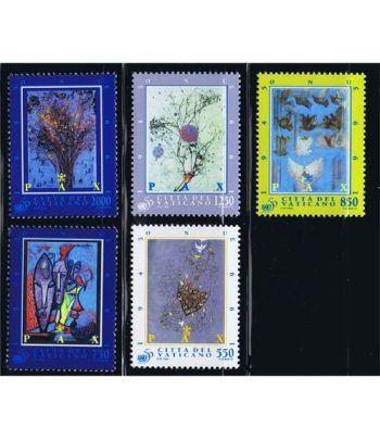 Vaticano 1015/19 50 Años ONU 1995.  - 2