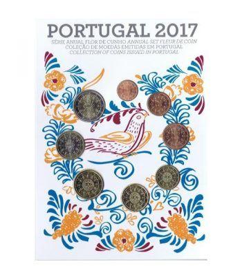 Cartera oficial euroset Portugal 2017  - 1