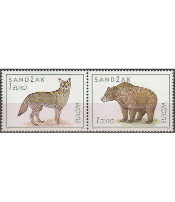 Europa 1999 Sandzak (sellos)  - 2