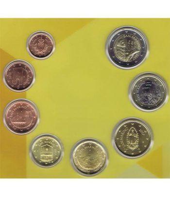 Cartera oficial euroset San Marino 2017. Nuevo diseño  - 1