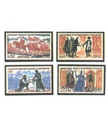 187/190 Historia de Andorra  - 2