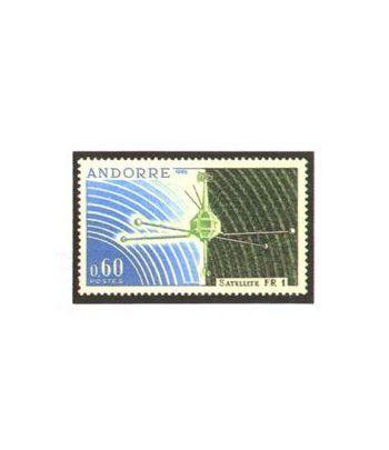 197 Puesta en órbita del Satelite francés FR 1.  - 2