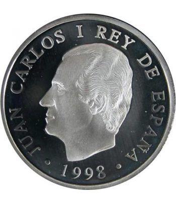 1000 Pesetas 1998 Constitución Española XX Aniversario. Madrid  - 2