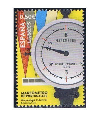 5171 Arqueología Industrial. Mareómetro de Portugalete  - 2