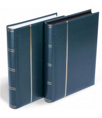 LEUCHTTURM Clasificador postales y Hoja Bloque 32 hojas blancas. Clasificadores sellos - 4