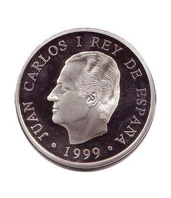 1000 Pesetas 1999 Juegos Olímpicos Sidney 2000. Madrid SC.  - 2