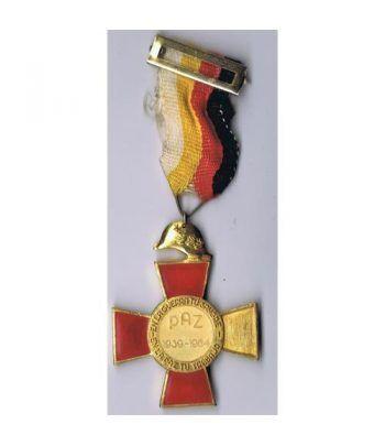 Medalla 25 años de Paz 1939-1964 Ejercito Nacional.  - 1