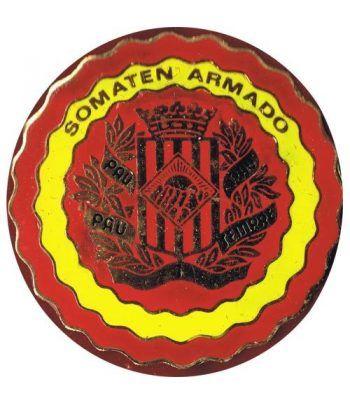 Insignia Somaten Armado de Cataluña.  - 1