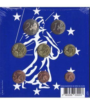 Cartera oficial euroset Francia 2018.  - 4