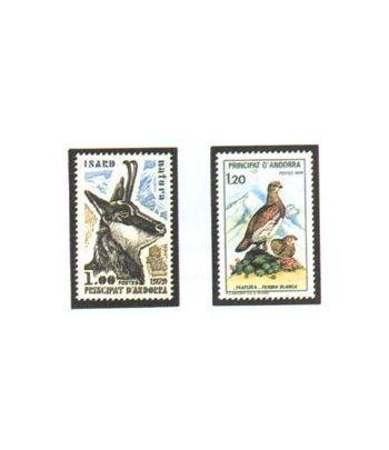 295/296 Proteccion de la Naturaleza 1979  - 2