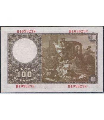 (1948/05/02) Madrid. 100 Pesetas. EBC. Foto genérica.  - 4