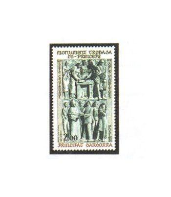 301 VII centenario del Co-principado de Andorra.  - 2