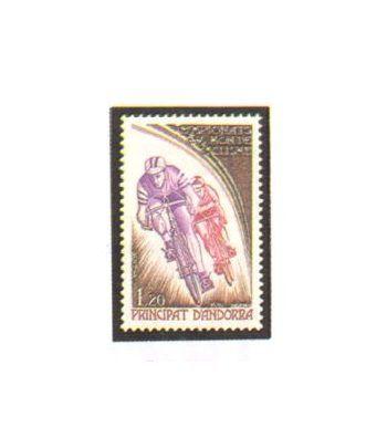 image: 162 I Exposicion oficial sellos Andorra.