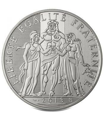 Francia 100 € 2013 Hercules Trilogía. Plata.  - 1