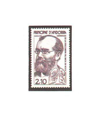 329 Centenario descubrimiento bacilo tuberculosis Robert Koch  - 2