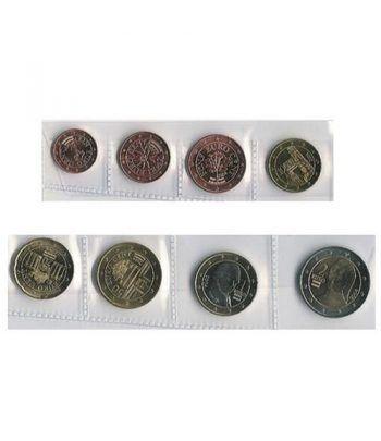 monedas euro serie Austria 2006  - 2