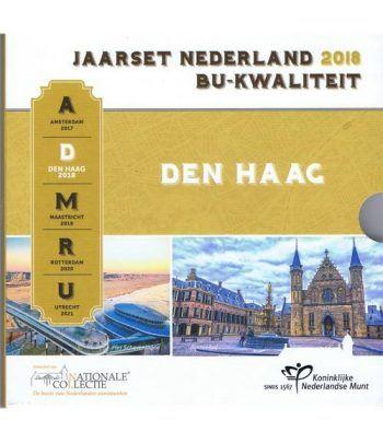 Cartera oficial euroset Holanda 2018.  - 1