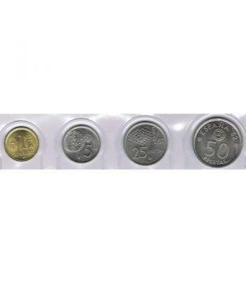 Juan Carlos serie de monedas año 1980 *19-81 Mundial. SC.  - 1