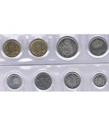 Juan Carlos serie de monedas año 1984. SC  - 1