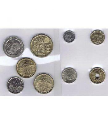 Juan Carlos serie de monedas año 1997. SC  - 1