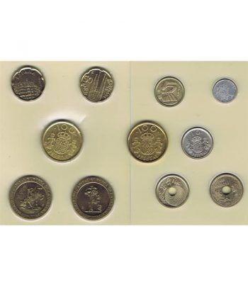 Juan Carlos serie de monedas año 1992. SC  - 1