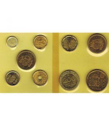 Juan Carlos serie de monedas año 1998. SC  - 1