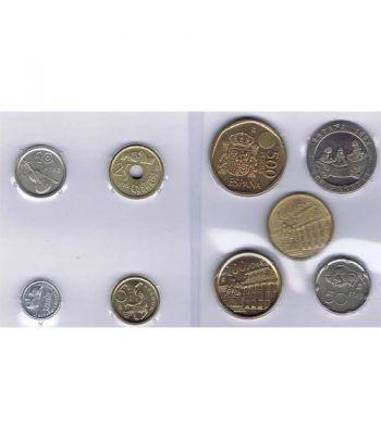 Juan Carlos serie de monedas año 1994. SC  - 1