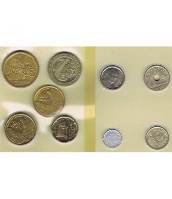 Juan Carlos serie de monedas año 1993. SC  - 1