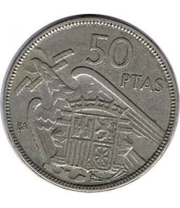 50 pesetas Serie BA. Barcelona FNMT. MBC.  - 1