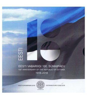 Cartera oficial euroset Estonia 2018  - 1