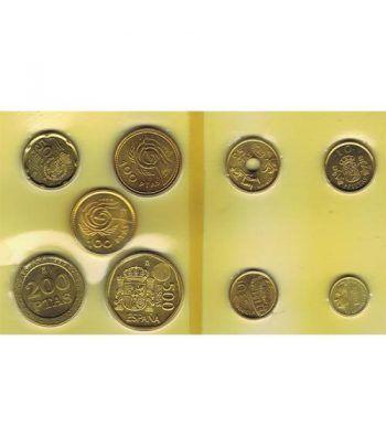 Juan Carlos serie de monedas año 1999. SC  - 1