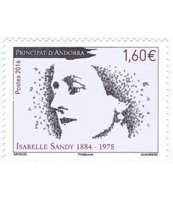 799 Isabel Sandy 1884-1975  - 2