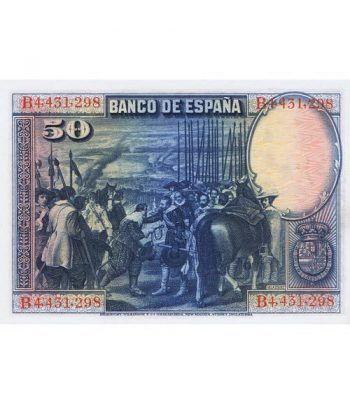 (1928/15/08) Madrid 50 Pesetas SC.  - 4