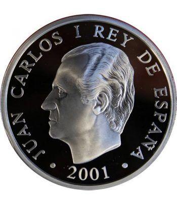 2000 Pesetas 2001 Centenario Leopoldo Alas Clarín. SC  - 2