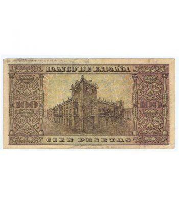 (1938/05/20) Burgos. 100 Pesetas. EBC. Serie B7735860  - 4