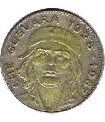 Medalla de plata Che Guevara 1928-1967.  - 1