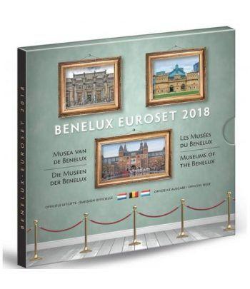 Cartera oficial euroset Benelux 2018  - 1