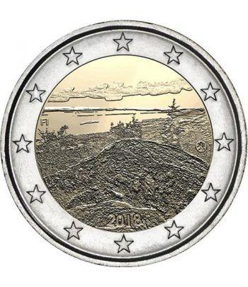 moneda conmemorativa 2 euros Finlandia 2018 Koli  - 2