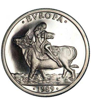 1 ECU. Comunidad Económica Europea 1989  - 4