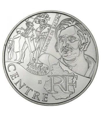 Francia 10 € 2012 Les Euros des Regions. Centre.  - 1