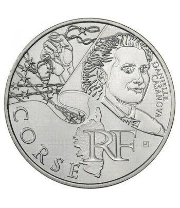 Francia 10 € 2012 Les Euros des Regions. Corse.  - 1