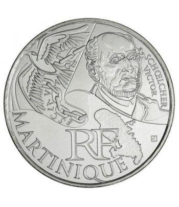 Francia 10 € 2012 Les Euros des Regions. Martinique.  - 1