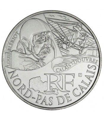 Francia 10 € 2012 Les Euros des Regions. Nord-Pas de Calais  - 1