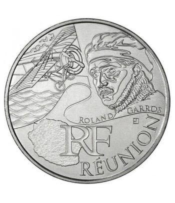 Francia 10 € 2012 Les Euros des Regions. Reunion  - 1