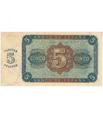 (1938/08/10) Burgos. 5 Pesetas. EBC.  - 4