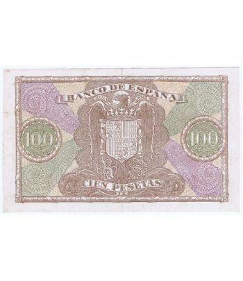 (1940/01/09) Madrid. 100 Pesetas. EBC-.  - 4