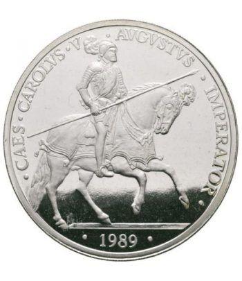 5 ECU. Comunidad Económica Europea (1989)  - 2