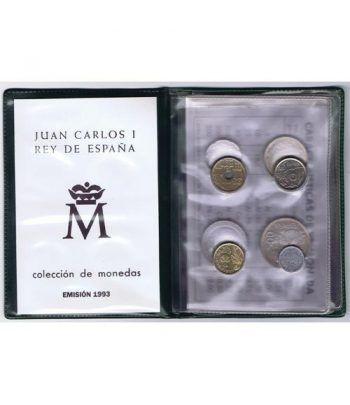 (1993) Cartera Juan Carlos I. 8 monedas  - 1