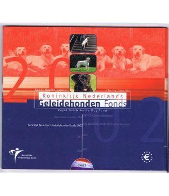 Cartera oficial euroset Holanda 2002  - 1