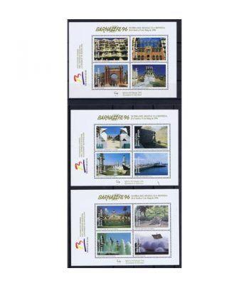 image: Colección Holanda 5 Euros 10 monedas varios años.